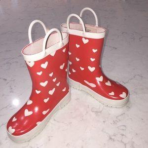 Gymboree Rain Boots (Size 9)